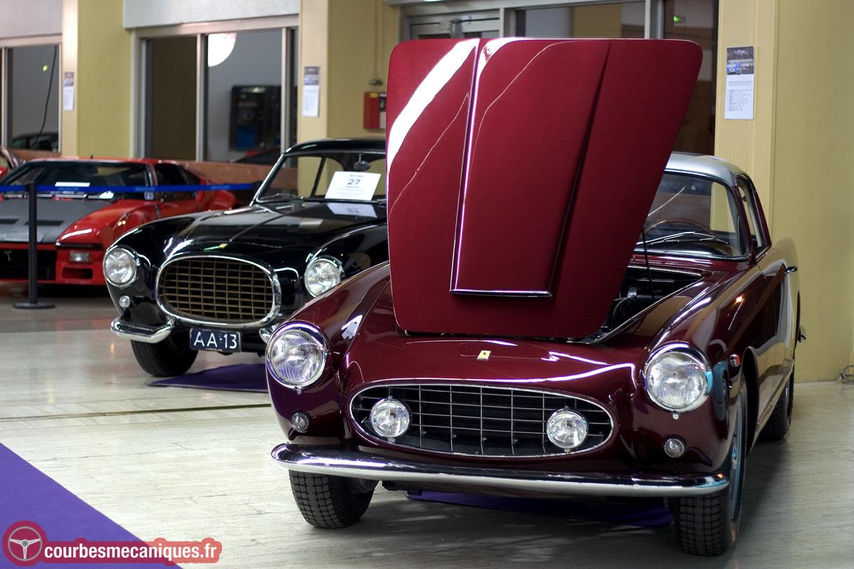 Ferrari 212 Inter Coupé (1953) & Ferrari 250 GT Coupé Ellena (1958)