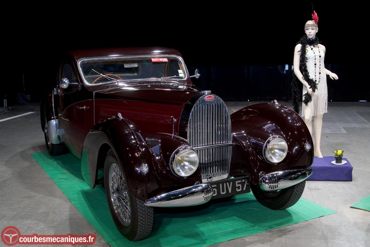 Bugatti T57 Atalante