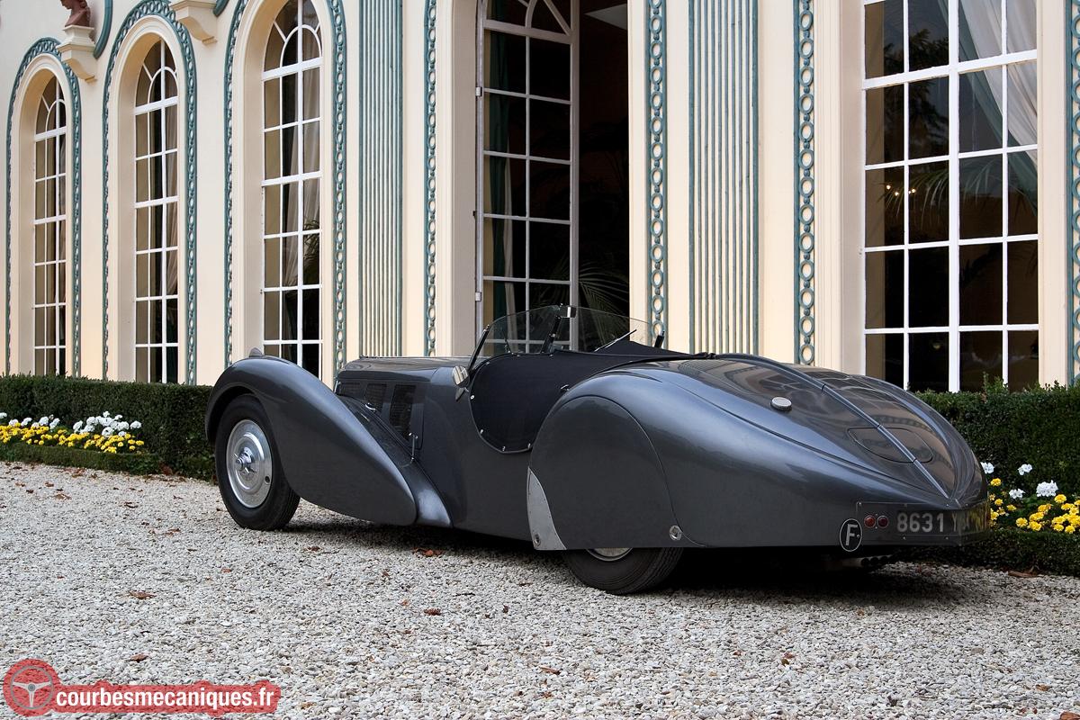 Festival Bugatti 100 ans