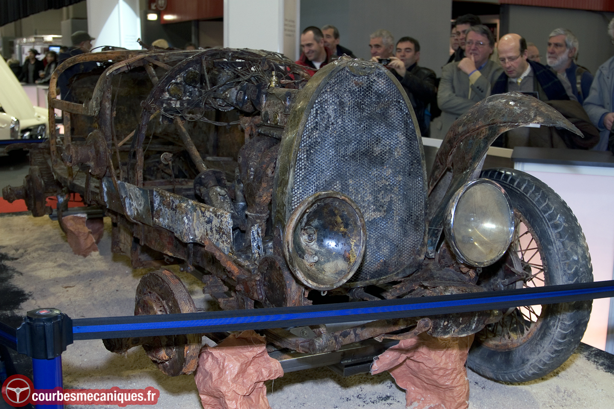 Bugatti Brescia Type 22 Roadster (1925)