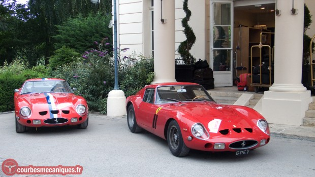 Ferrari 250 GTO 50th Anniversary Tour