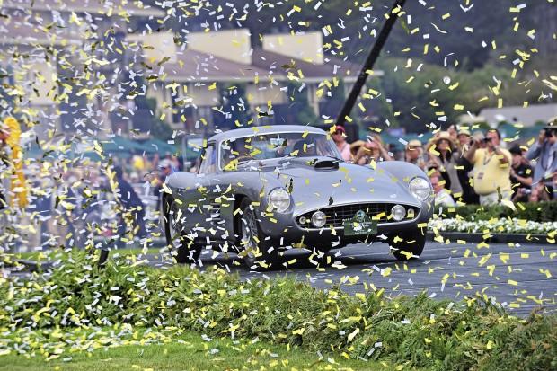 1954 Ferrari 375 MM owned by Jon Shirley from Medina Washington