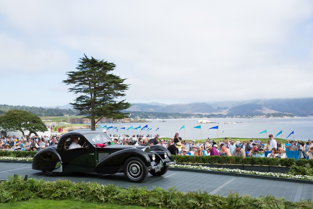 Most Elegant Closed Car - Pebble Beach Concours d'Elegance