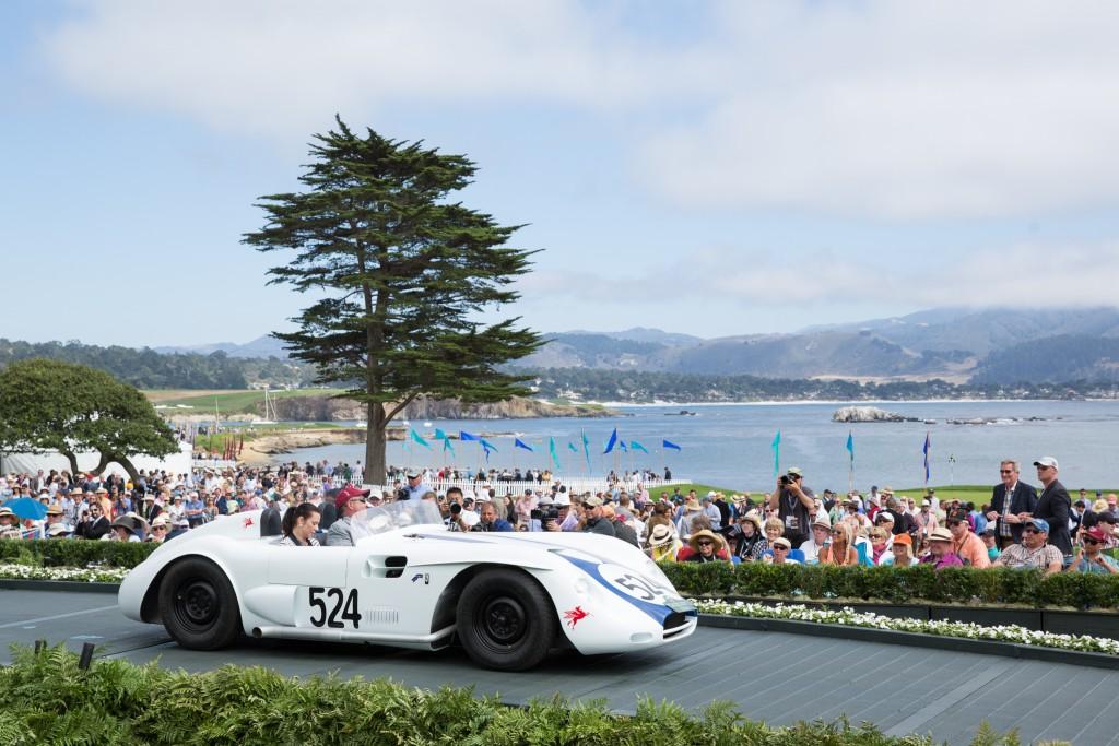 MilleMiglia Postwar Trophy - Pebble Beach Concours d'Elegance