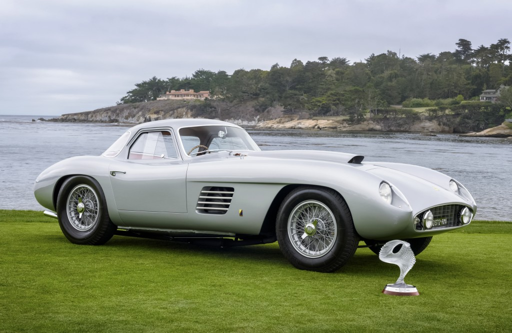 2014 Pebble Beach Concours d'Elegance Best of Show