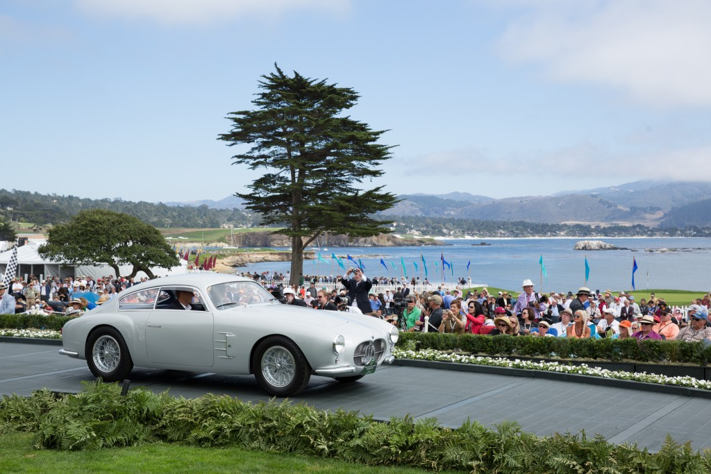 The Vitesse – Elegance Trophy - Pebble Beach Concours d'Elegance