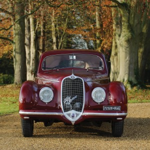 1939 Alfa Romeo 6C2500 Sport Berlinetta by Touring_Tom Wood (c) Courtesy RM Auctions