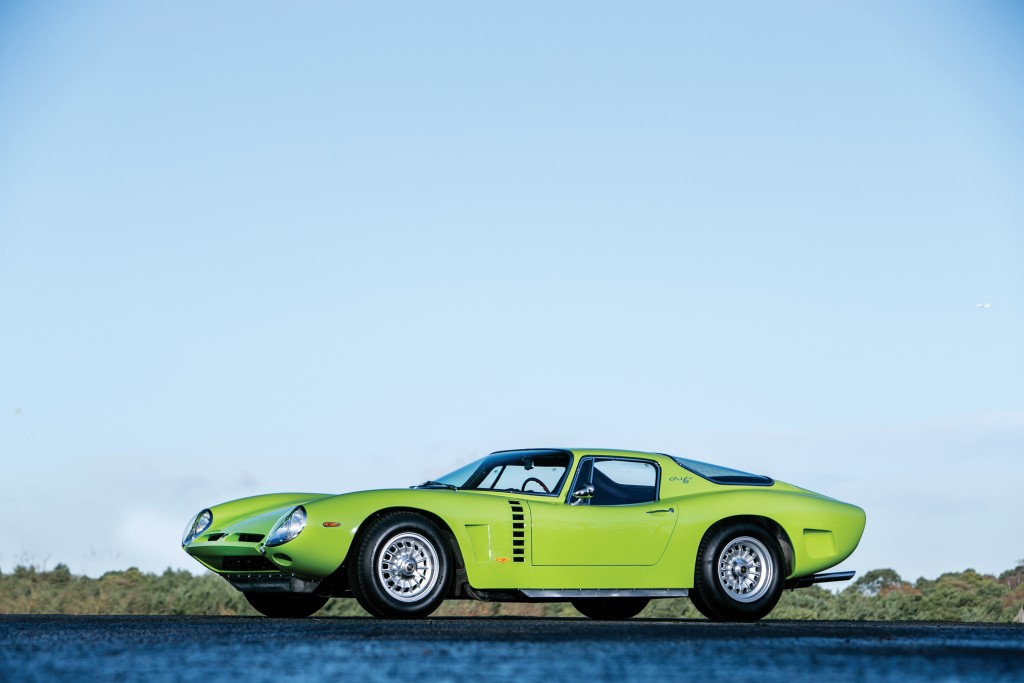 1965 Iso Grifo A3 C Stradale_Simon Clay (c) Courtesy RM Auctions