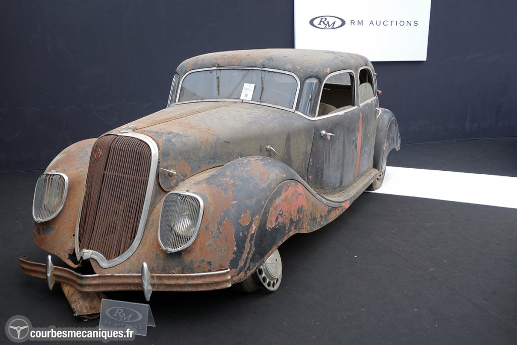 Preview RM Auctions Paris 2015