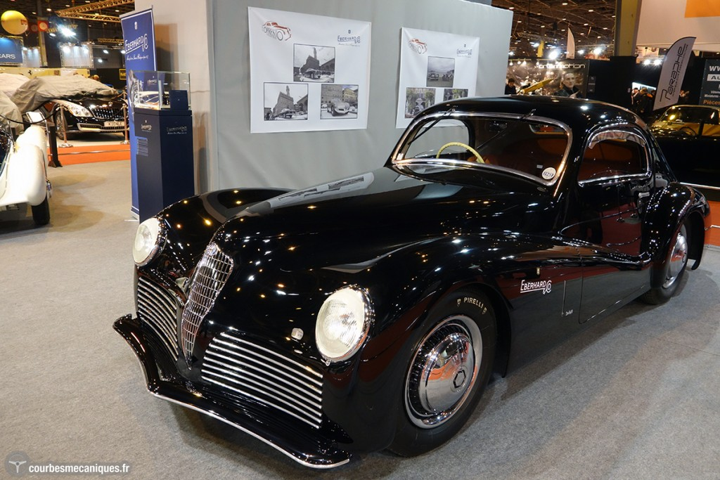 Retromobile Paris 2015