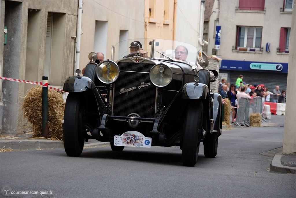 Montée Historique de Chanteloup-les-Vignes