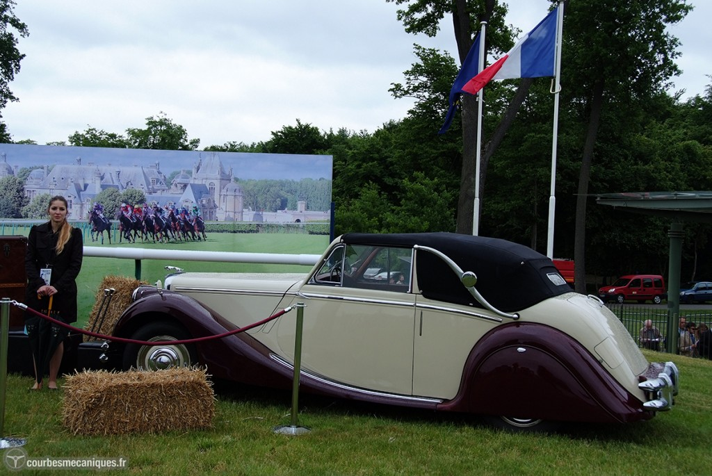 Prix du Jockey Club 2015 Chantilly
