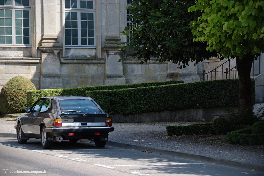 Halte à l'abbaye de Saint-Mihiel