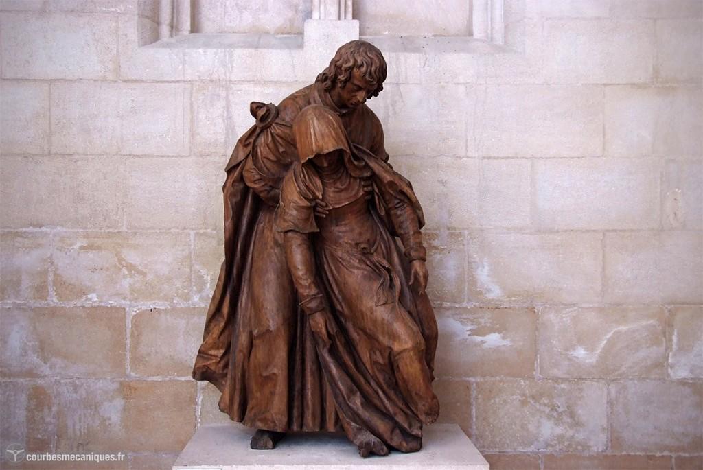 Ligier Richier, Pieta, XVIe siècle
