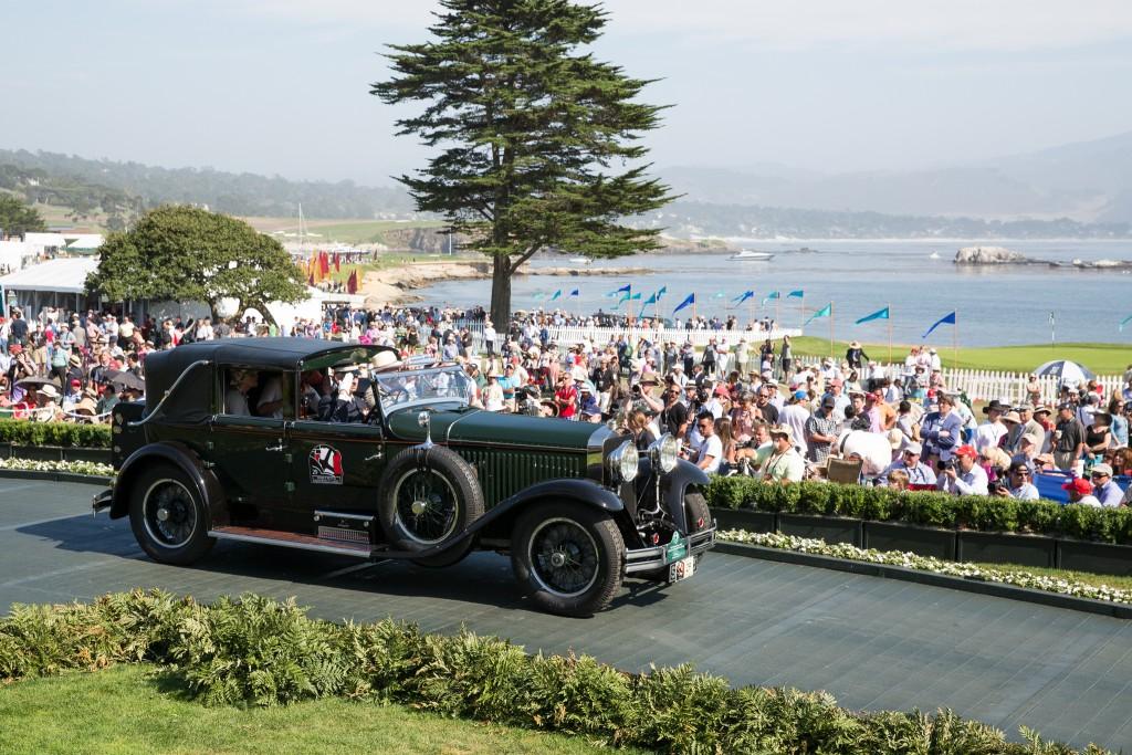Special Award-Alec Ulmann Trophy : Hispano-Suiza H6B Hibbard & Darrin Cabriolet de Ville 1929 (H. Hulsbergen, Freienbach, Switzerland)