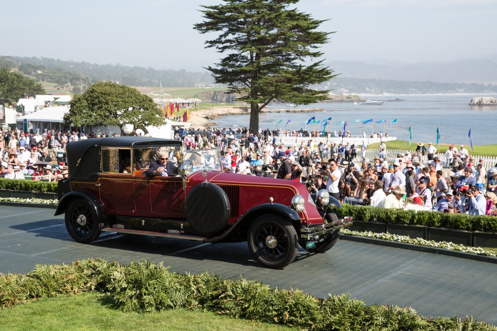 Special Award-Chairmens Trophy : Renault 45MC Manessius Cabriolet de Ville 1926 (George F. Wingard, Eugene, Oregon)