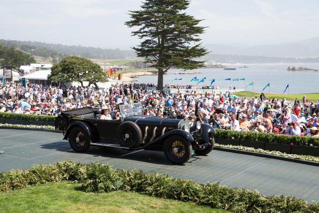 First in Class I Mercedes-Benz : Mercedes-Benz 680S Tourer 1928 (The Keller Collection at The Pyramids, Petaluma, California)