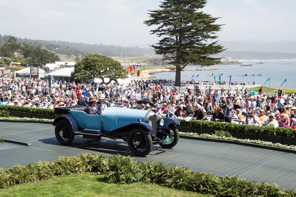 First in Class K-1 British Prewar Sports Cars Early : Bentley 3 Litre Vanden Plas Sports Tourer 1927