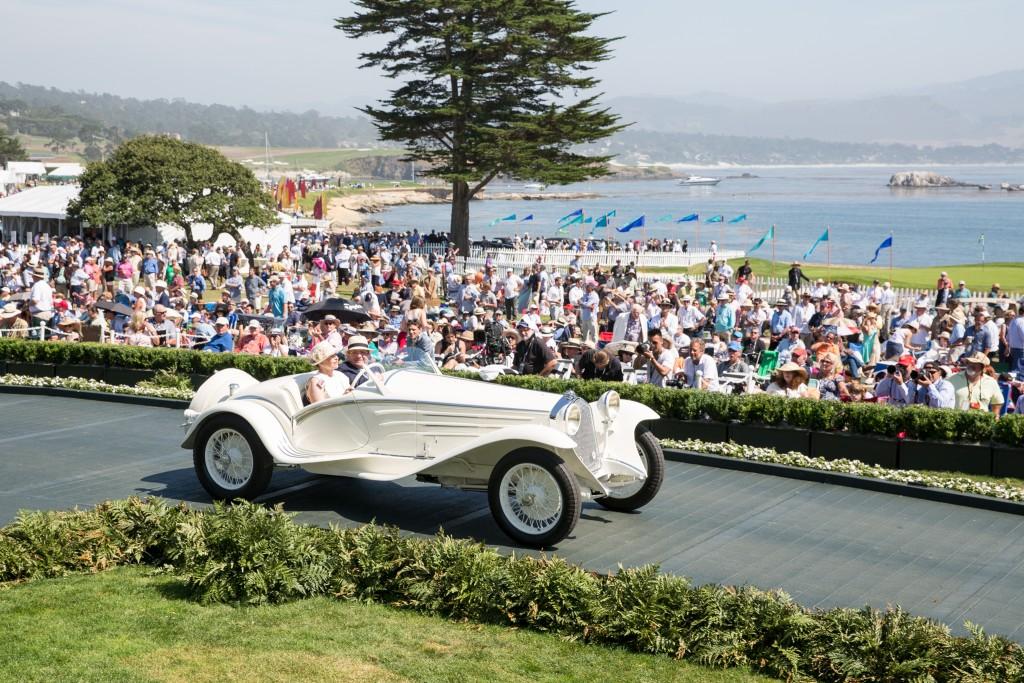 Special Award-Elegance in Motion Trophy : Alfa Romeo 6C 1750 Gran Sport Touring Spider 1931 (The Keller Collection at the Pyramids, Petaluma, California)