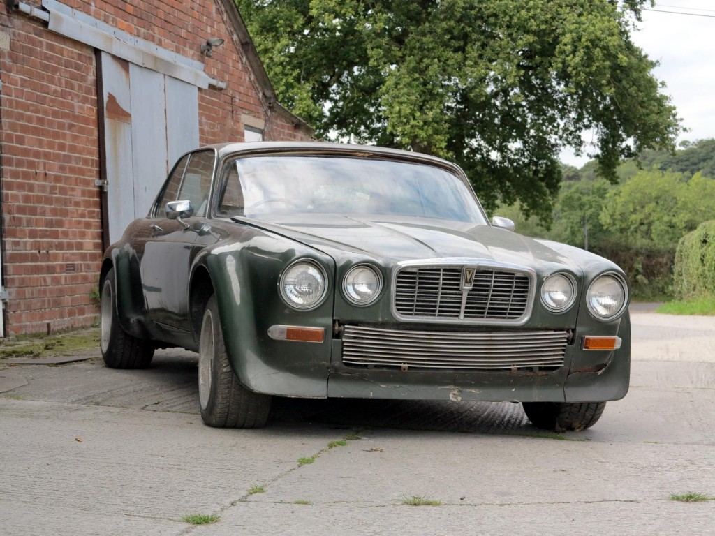 Jaguar XJ12 C