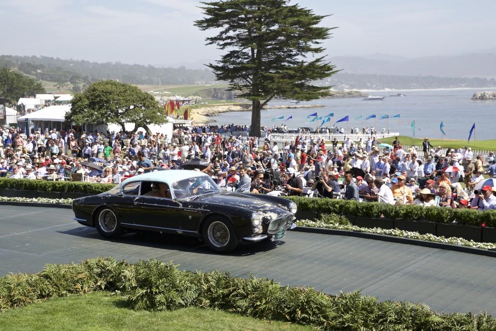 "Second in Class L-2 Postwar Preservation : Maserati A6G 2000 Frua Coupé 1956 ""vente Baillon"" (Jonathan & Wendy Segal, San Diego, California)"