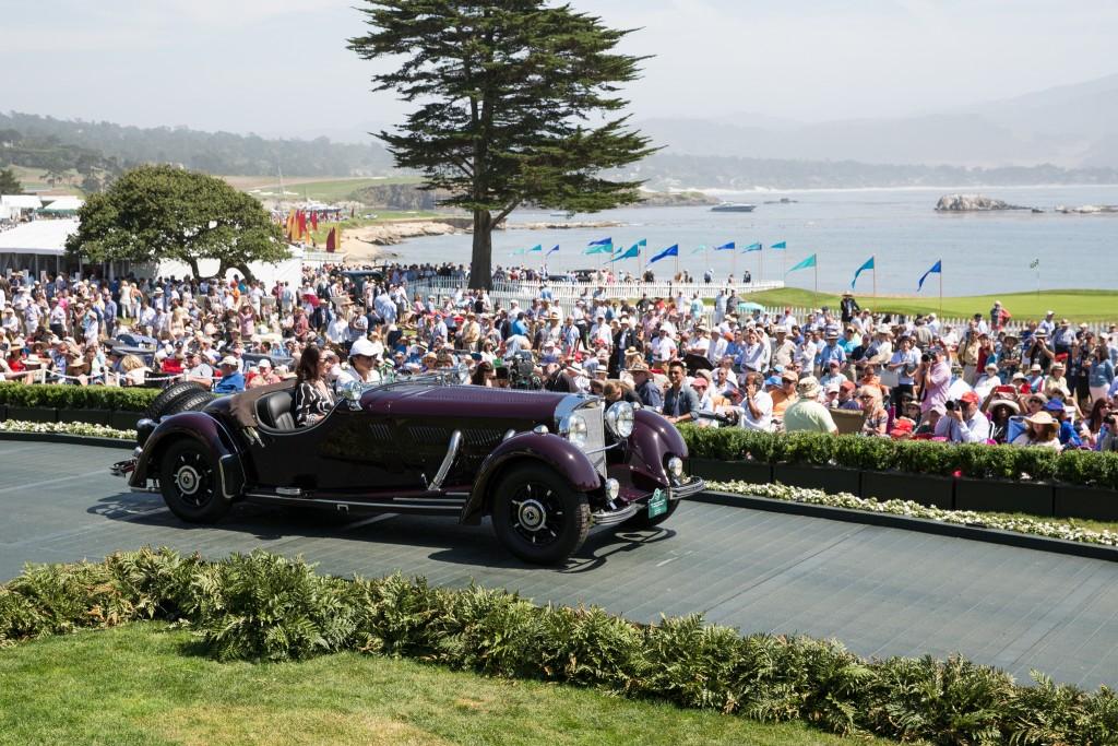 Special Award-Mercedes-Benz Star of Excellence : Mercedes-Benz 500K Roadster 1935 (Miyabi Collection, Honolulu, Hawaii)