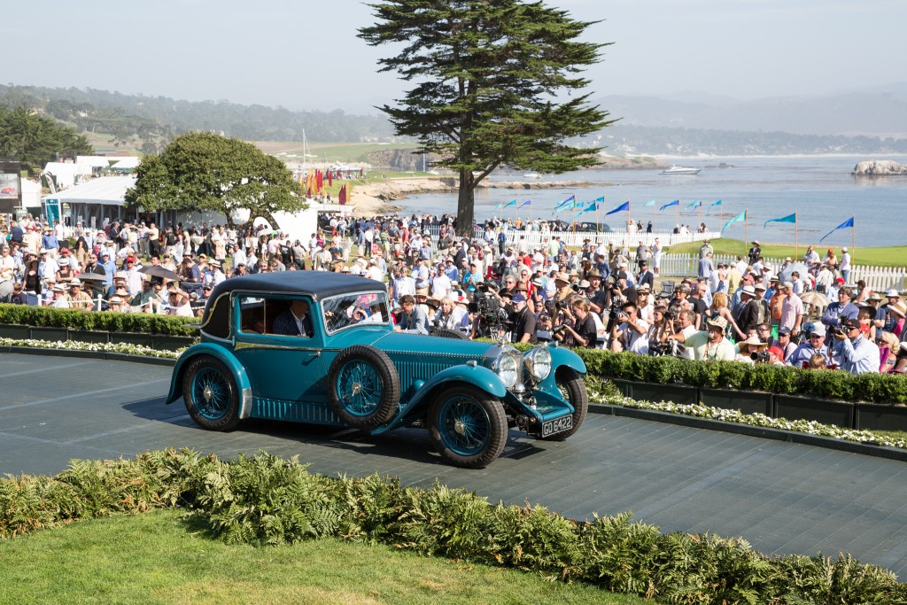 Special Award-Montagu of Beaulieu Trophy : Invicta LS Carbodies Coupe 1931 (Richard & Susanne Stephens, Woodside, California)