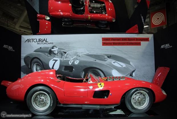 Ferrari 335 Sport Scaglietti 1957 32 075 200 €