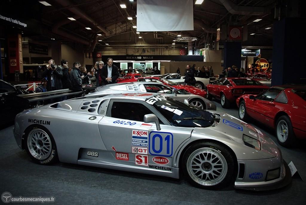 Lot 212     1995 Bugatti EB110 SS Sport Competizione - Le Mans 941 680 €