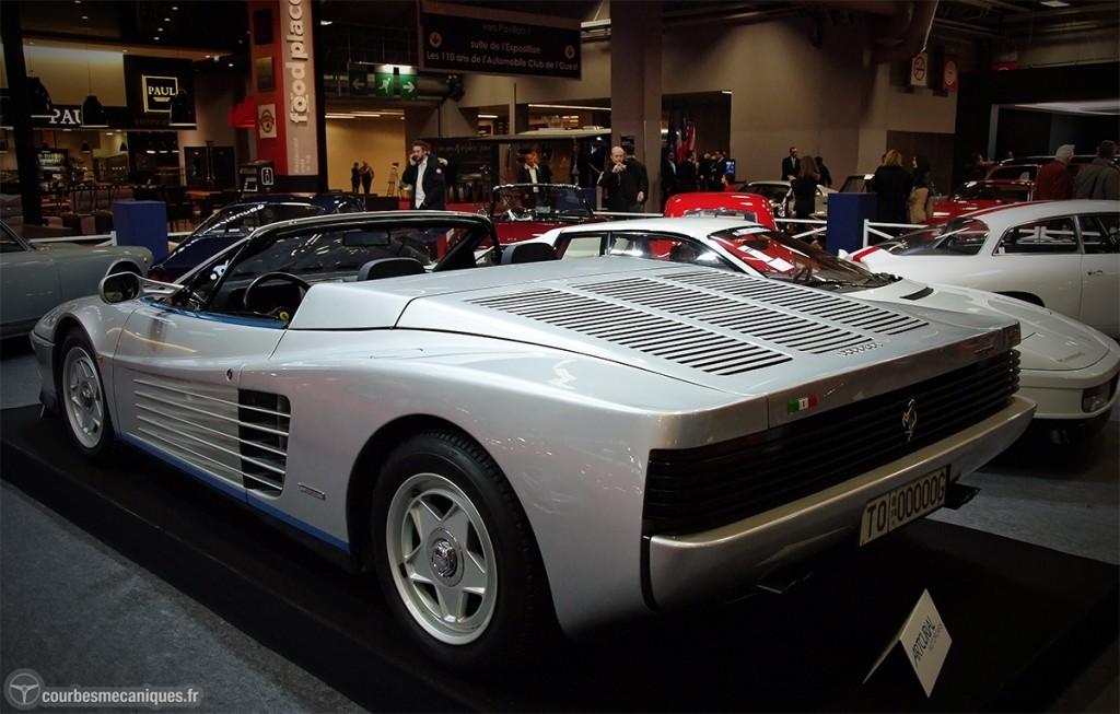 Vente Artcurial Retromobile 2016