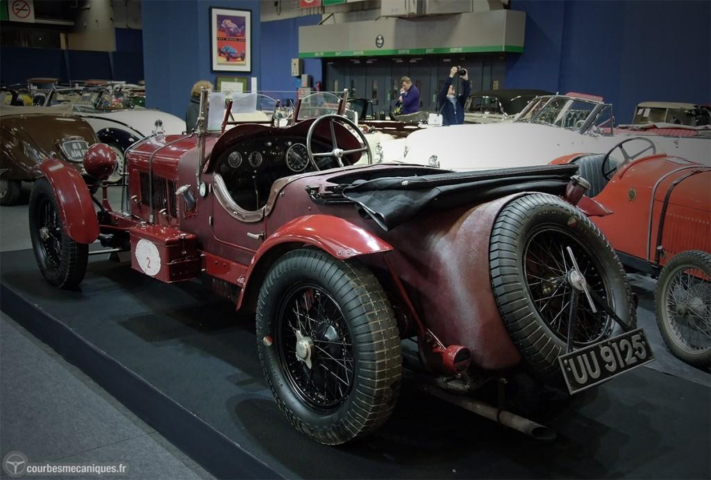 Lot 187     1929 Alfa Romeo 6C 1750 Super Sport Invendu