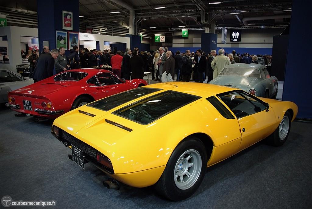 Lot 147     1971 De Tomaso Mangusta 327 800 €