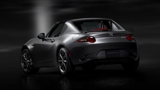 Mazda MX5 ND RF