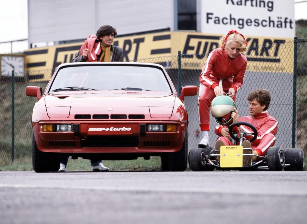 Porsche 924 Turbo (1981)