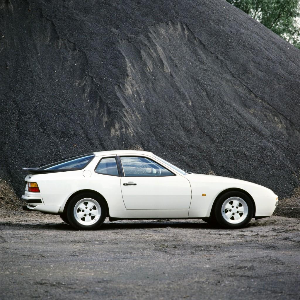 Porsche 944 Turbo Coupé (1986)