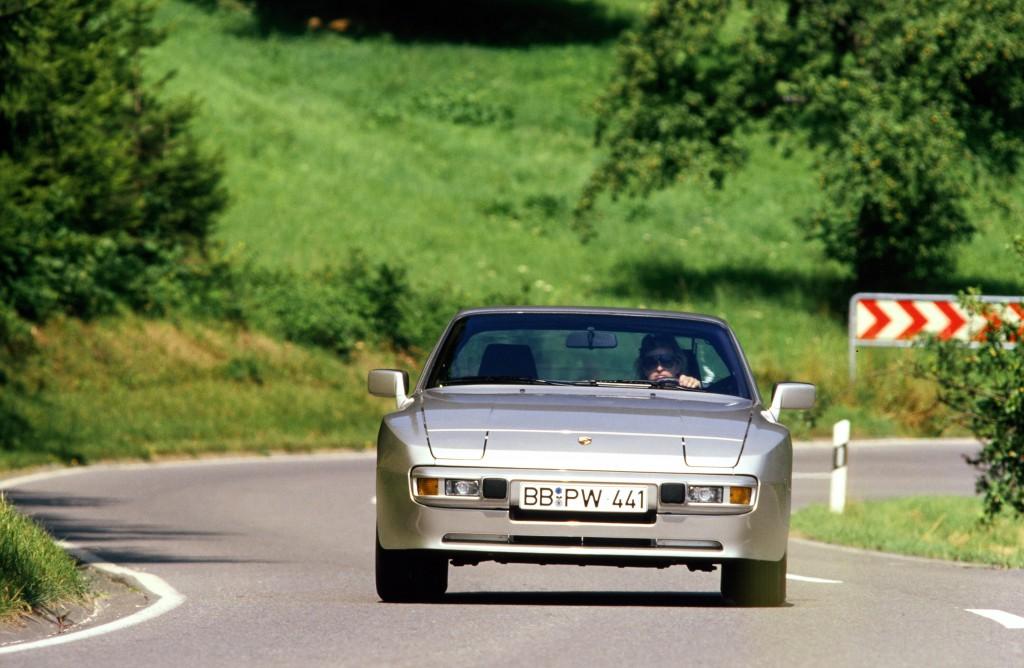 Porsche 944 Coupé (1989)