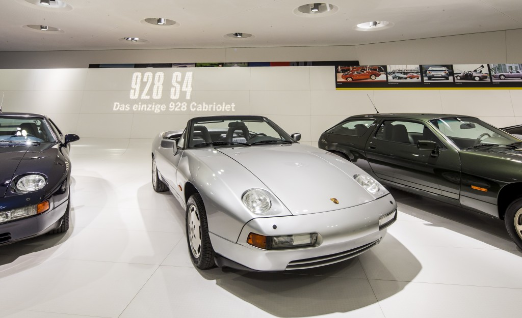 Porsche 928 S4 Cabriolet Concept