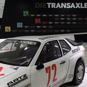 The Transaxle era. From the 924 to the 928