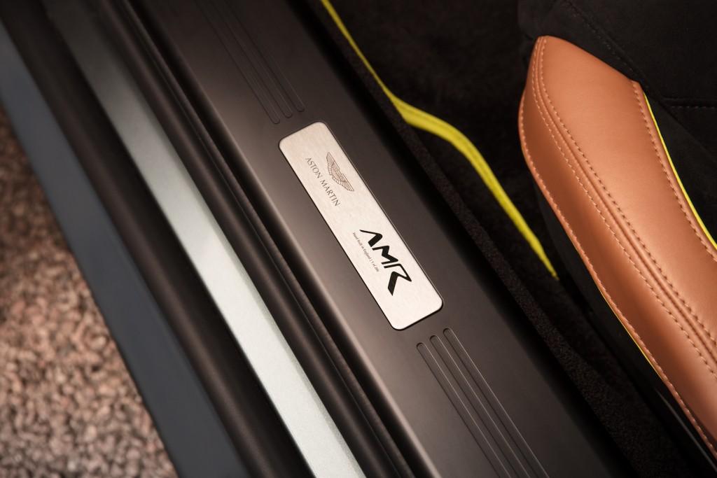Aston Martin Vantage AMR
