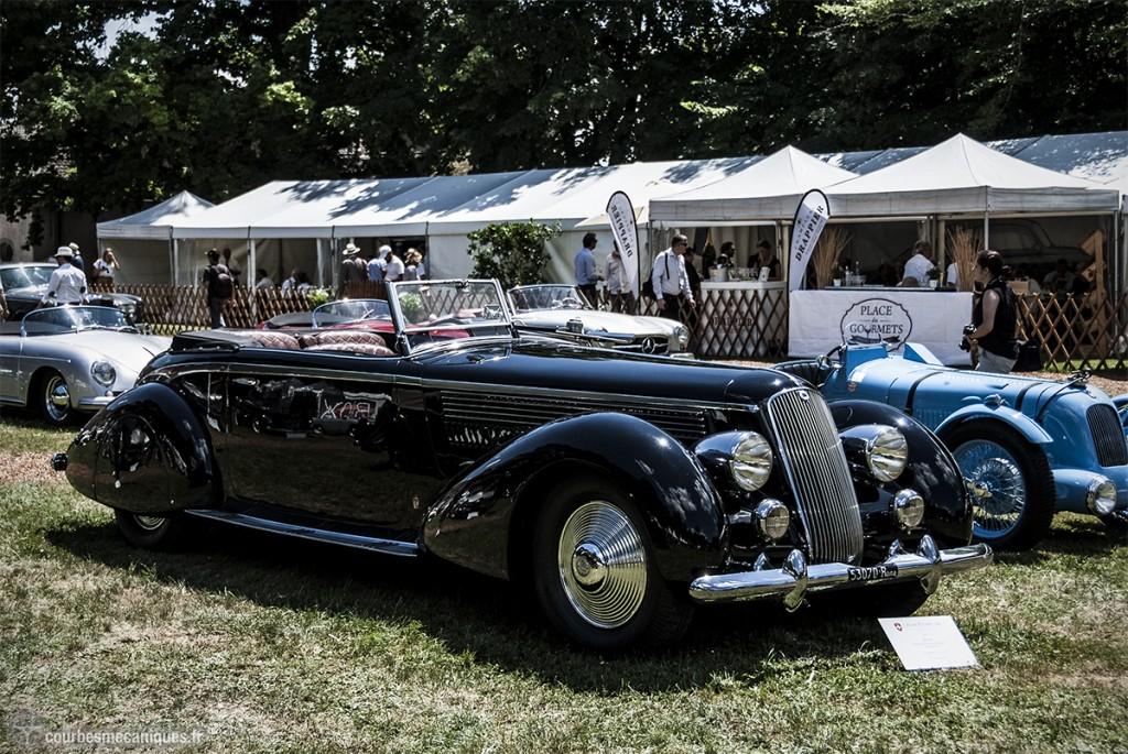 Lancia Astura Série 3