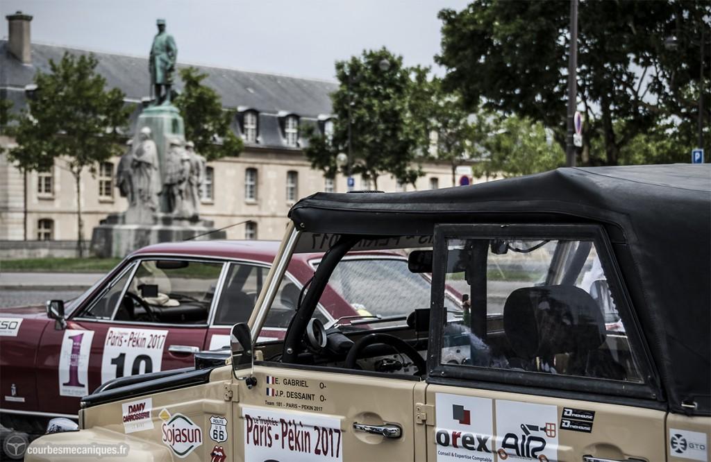 Trophée Paris-Pékin 2017
