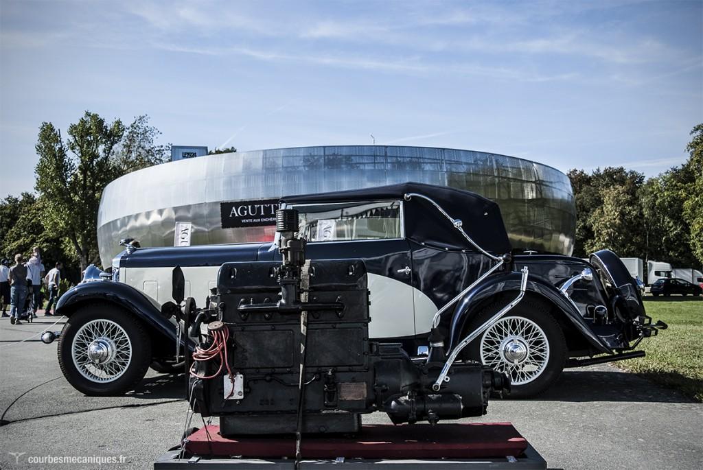 Les Grandes Heures Automobiles 2017