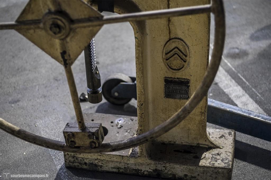 Vente Leclere Motorcars Citroen Heritage