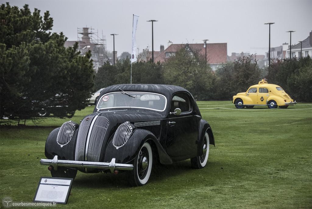 Intéressante Škoda Popular