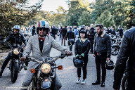 The 2018 Distinguished Gentleman's Ride
