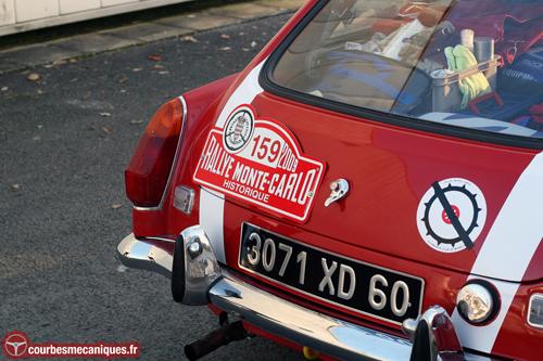 MG B GT 1965