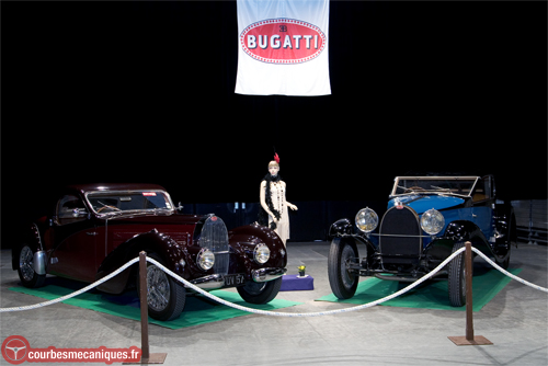 Bugatti T57 Atalante & T46