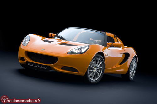 Lotus Elise Facelift